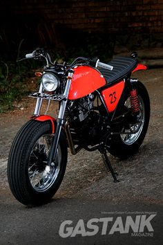 Yamaha Scorpio 2009, Cafe Tracker By workshop Protehnics, Rempoa Tangsel
