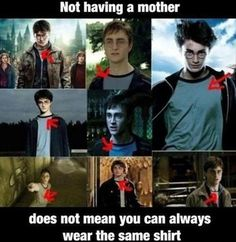 New funny harry potter memes humor fandoms ideas Memes Do Harry Potter, Images Harry Potter, Fans D'harry Potter, Harry Potter Fandom, Harry Potter World, Potter Facts, Funny Harry Potter Pictures, Harry Potter Funny Tumblr, Harry Potter Wattpad