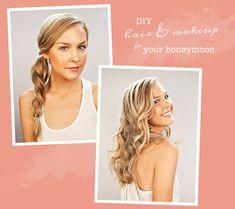 DIY-honeymoon-hair and makeup