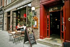 Farmicia: organic cuisine in Philadelphia's Old City (Phot by J. Smith for GPTMC)