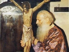 Full of Grace and Truth: When St. Iakovos sacrificed church on Pascha for his brother Holy Friday, Holy Thursday, Becoming A Monk, Art Deco, Orthodox Christianity, Holy Week, Spiritual Life, Christian Faith, Spirituality