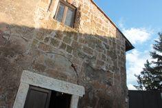 Nepi nel Viterbo, Lazio - Entrata della Chiesa Di San Biagio
