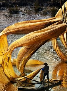 passions-are-motions-oifpeyax floating nets ©thierry bornier Religions Du Monde, Cultures Du Monde, World Cultures, Lac Inle, Amazing Photography, Art Photography, Jolie Photo, Soft Summer, People Of The World