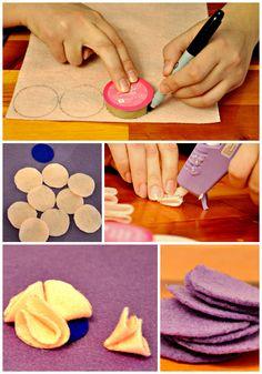 צוק יונית אמאעובדת   הכנת קשתות לילדות וקישוטים לשער. הדרכה איך להכין קשתות,יצירה עם ילדות, יום הולדת יצירה