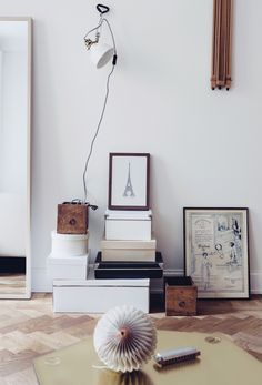 Eclectic chic city apartment in Sweden - NordicDesign