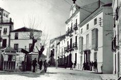 El ayuntamiento, Estepa (Sevilla).