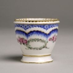 Sevres Porcelain Egg Cup