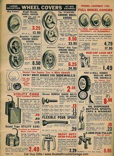 Pep Boys Catalog Page
