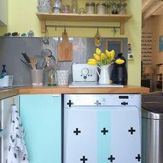 Un lave-vaisselle personnalisé , deco, home #madecoamoi
