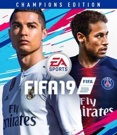 FIFA 19 comes out Sept 2018 and many football fans are thrilled that this game is back in stores. FIFA has come a long way from their past video games. Champions League, Uefa Champions, Fifa 17, Ea Sports, Sports Games, Neymar Jr, Psg, Vince Staples, Cristiano Ronaldo