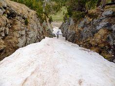 CRÓNICAS   MONTAÑERAS: Roques Trencades 2755 m. y Tuqueta Arnau 2789 m.