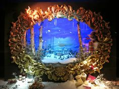 Known for their gorgeous window displays, I can't wait to step into the luxury of Fortnum and Mason.