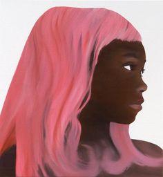 Painting by Katinka Lampe.