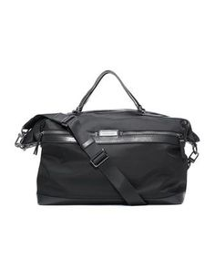 Michael Kors Nylon Weekender Bag.