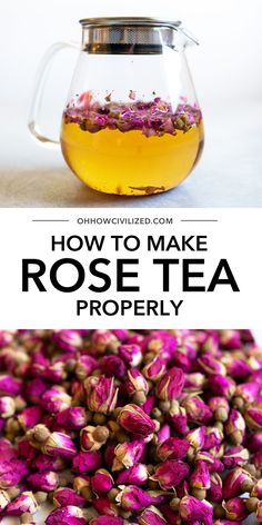 Light, floral and refreshing this Rose tea is a perfect tea drink for any occasion! Find out how easy it is to make the perfect cup of beautiful herbal tea, hot or iced, every time! Herbal Tea Benefits, Herbal Teas, Iced Tea Recipes, Drink Recipes, Making Iced Tea, Tea Sandwiches, Finger Sandwiches, Tea Illustration, How To Make Rose