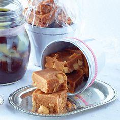 Geschenke aus der Küche - alles selbstgemacht! - erdnuss-toffees