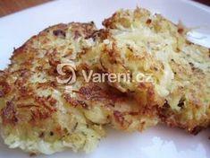 Recept na rychlou chuťovku nebo oběd. Vegetable Recipes, Cauliflower, Pancakes, Vegetables, Cooking, Inspiration, Author, Kitchen, Biblical Inspiration