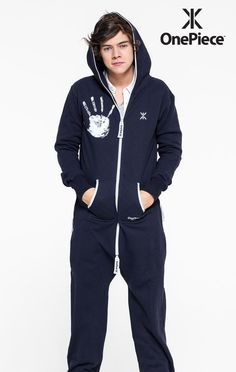 Harry Styles OnePiece Onesie. Absolutely in love with it. Unfortunately its out of stock... August 10th... Yeah, I don't need it till winter anyway.