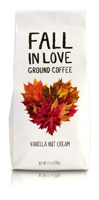 Fall In Love Ground Coffee - Vanilla Nut Cream.  The vanilla is present and pleasant without over powering the coffee.