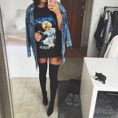 Imagen de fashion, outfit, and style Prom Outfits, Edgy Outfits, Fall Outfits, Summer Outfits, Fashion Outfits, Outfits For Parties, Rock Chic Outfits, Cute Party Outfits, Fashionable Outfits