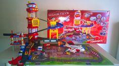 2015 Dickie Toys City Airport / 2015 Игрушки для мальчиков аэропорт, Игр...
