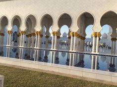 Sheikh Zayed Mosque-Abu Dhabi