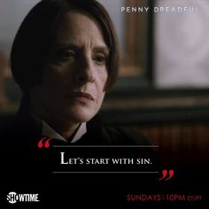 """""""Who said these quotes? Penny Dreadful Season 3, Penny Dreadfull, Patti Lupone, Showtime Series, Eva Green, Favorite Tv Shows, Favorite Things, Screenwriting, Im In Love"""