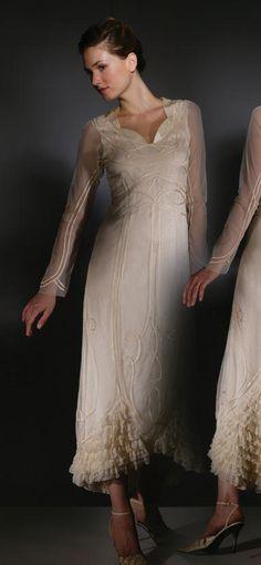 Nataya Tea style dress