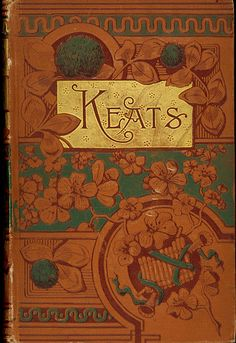 ≈ Beautiful Antique Books ≈ jThe Poetical Works of John Keats /  John W. Lovell Company, New York