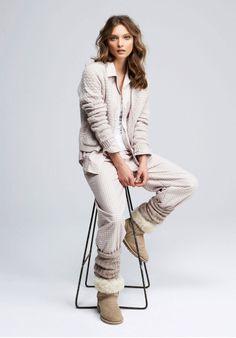 Houndstooth Pyjamas