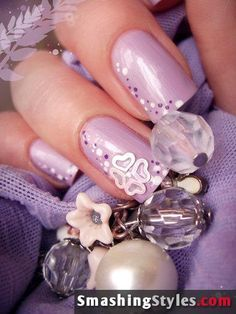 nail ar TOP 35 Coolest Nail Art Designs