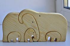 Деревянные игрушки эстетичны и экологичны