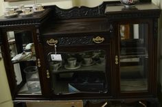 Find Other Antiques, Art & Collectables ads. Buy and sell almost anything on Gumtree classifieds. Antique Furniture, Buffet, Ads, Display, Cabinet, Antiques, Floor Space, Clothes Stand