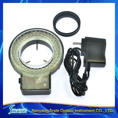 59.83$  Watch here - http://alib9y.worldwells.pw/go.php?t=32764954394 - 4 Sections Control 72 White LED Light Source Industrial Microscope Ring Light Lamp Illuminator with Adapter 110V-220V 59.83$