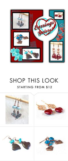 Valentines Day Gift Guide by funnfiber on Polyvore