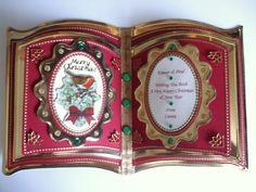 Handmade Christmas Bookatrix