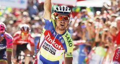 Sky Sports Cycling @SkyCycling Peter Sagan bags first grand tour win in two years as Chris Froome stays 8th at Vuelta skysports.tv/SUUVOe #LV2015 pic.twitter.com/omJiYIL1dm