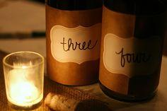 My Birthday - Blind Wine Tasting Party