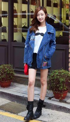 blue jean jackets 청자켓