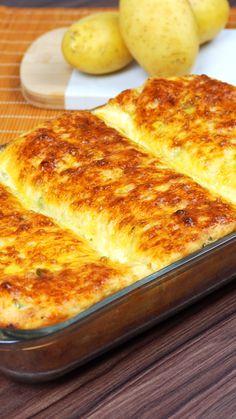 Buzzfeed Food Videos, Buzzfeed Tasty, Amazing Food Videos, Tasty Videos, Cheesy Recipes, Mexican Food Recipes, Brazillian Food, Twisted Recipes, Food Garnishes