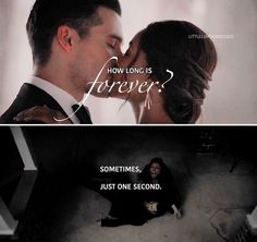 Bonnie and Enzo ~ Sometimes forever is only 1 second