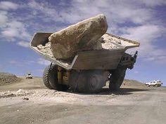 giant - big trucks - large truks - caterpillar - trucks - giant trucks - truck
