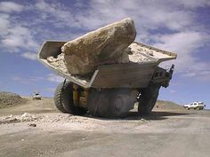 giant - big trucks -