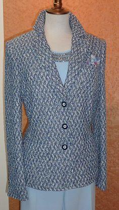 Ladies designer jacket from Basler Popup