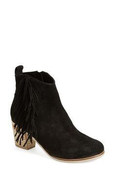 Matisse 'Estrella' Fringe Boot (Women) | Nordstrom