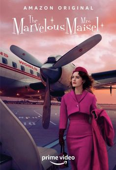 Created by Amy Sherman-Palladino. With Rachel Brosnahan, Alex Borstein, Tony Shalhoub, Matilda Szydagis. A housewife in the decides to become a stand-up comic. Tv Series 2017, Series Movies, Movies And Tv Shows, Good Tv Shows, Drama Series, Amor Simon, Alex Borstein, Amy Sherman Palladino, Tv Shows