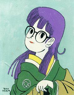 Ukiyoe Character series by Takao Nakagawa, via Behance