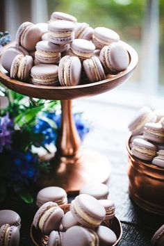 successful french macarons