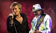 Groupon - Rod Stewart & Santana: The Voice, The Guitar, The Songs Tour at Verizon Center on August 19 (Up to 65% Off) in Verizon Center. Groupon deal price: $30
