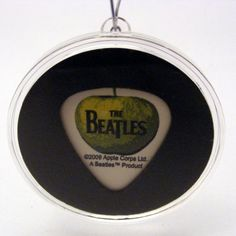Garfield Guitar Pick 6 With MADE IN USA Christmas Ornament
